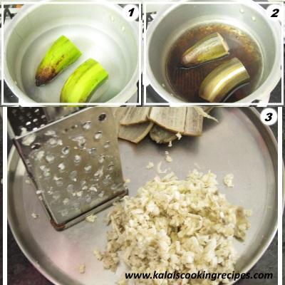 how to make vazhakkai erissery
