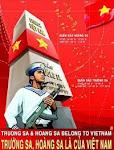 Trường Sa - Hoàng Sa là của Việt Nam