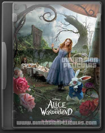 Alice in Wonderland (BRRip 3D FULL HD Inglés Subtitulada)