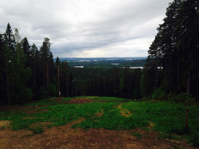 Puijo kesä 2015 Kuopio