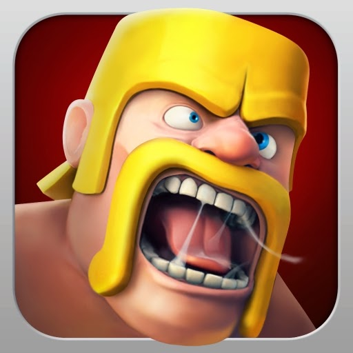 Clash of Clans iOS and Android Mobile Strategy War