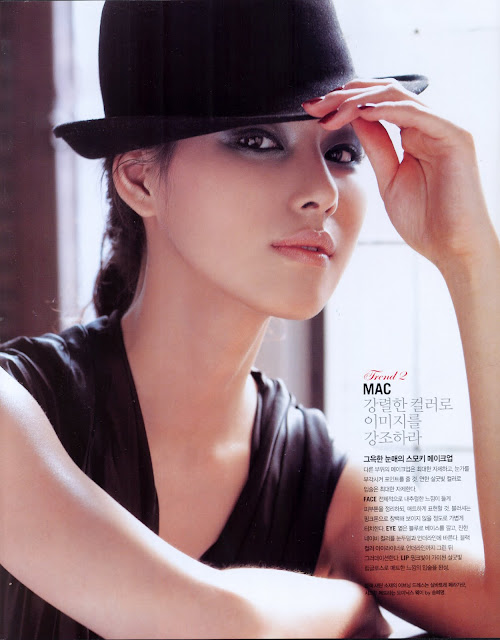 Model Kim Jung Hwa