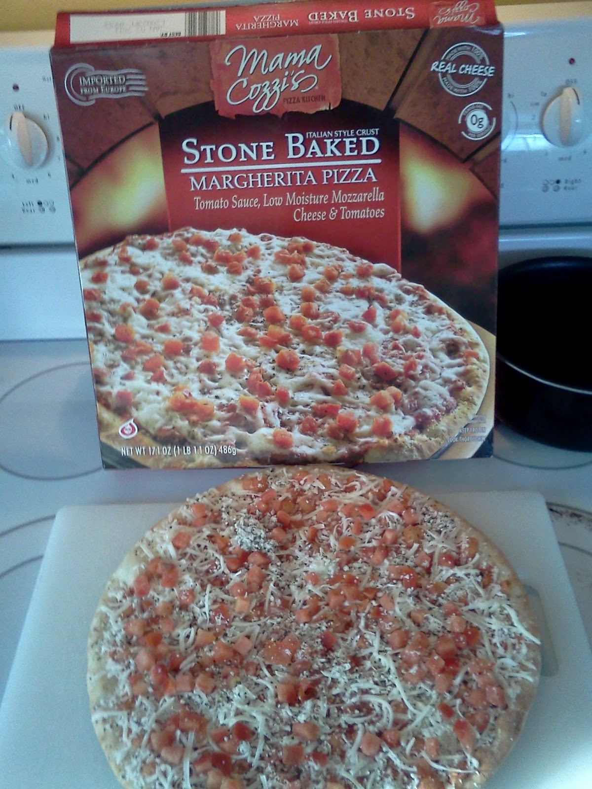 What\'s Good at ALDI?: Stop, Pizza Time! Oh, oh , oh.... -- Stone ...