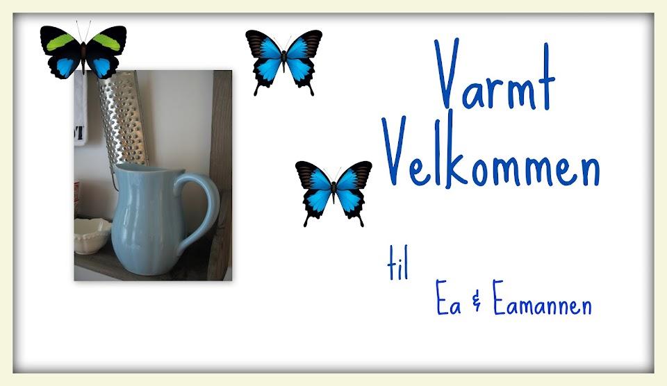 Ea og Eamannen sin blogg;)