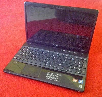 Jual Laptop Second Sony VAIO VPCEE3WFX