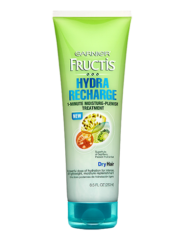 Garnier Fructis Hydra Recharge 1-Minute Moisture-Plenish review PINCHme