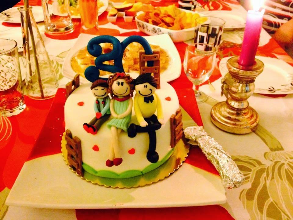 30 yaş butik pasta