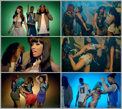 Wale Ft. Nicki Minaj & Juicy J -Clappers (2013) HD 1080p Music Video Free Download