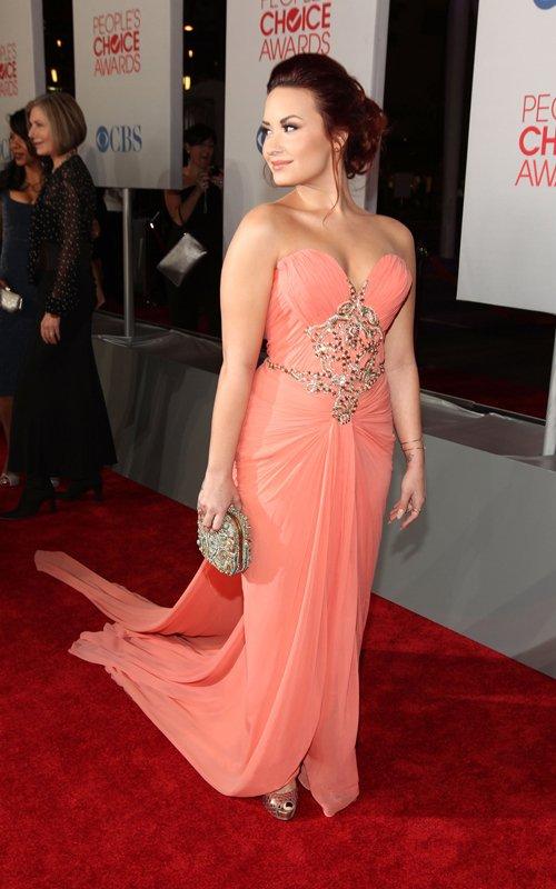 Dtodoblog: Demi Lovato: People Choice Awards 2012