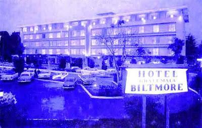 Hotel Guatemala Biltmore  1959