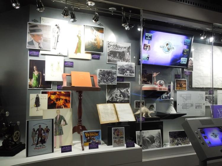 NBC Universal Experience exhibit