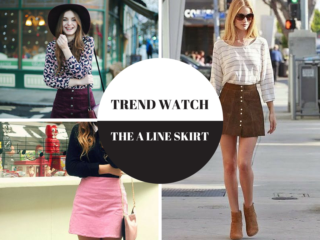 TREND WATCH: The A-Line Skirt | Girl from North London