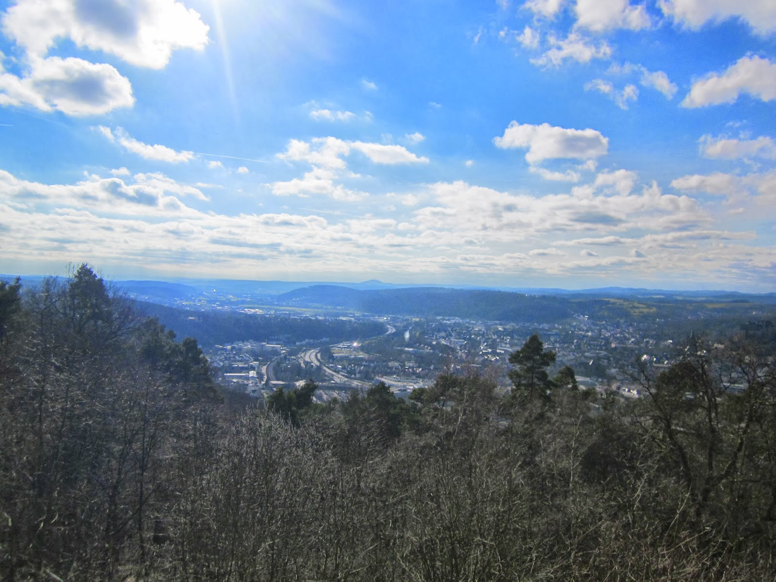marburg view