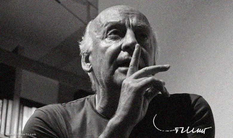 Poesía Guerras Calladas leída por Eduardo Galeano