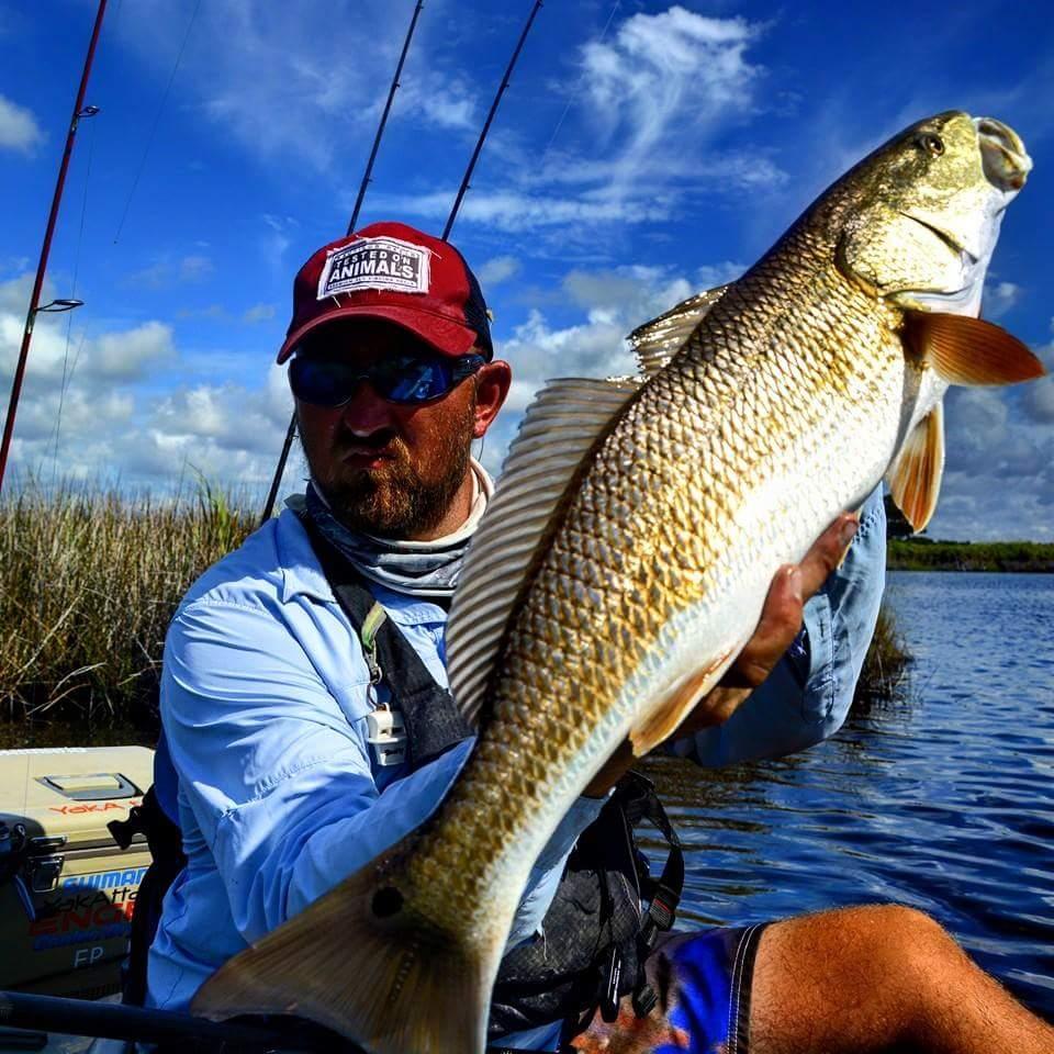 Coastal Kayak Fishing: Carolina Bound