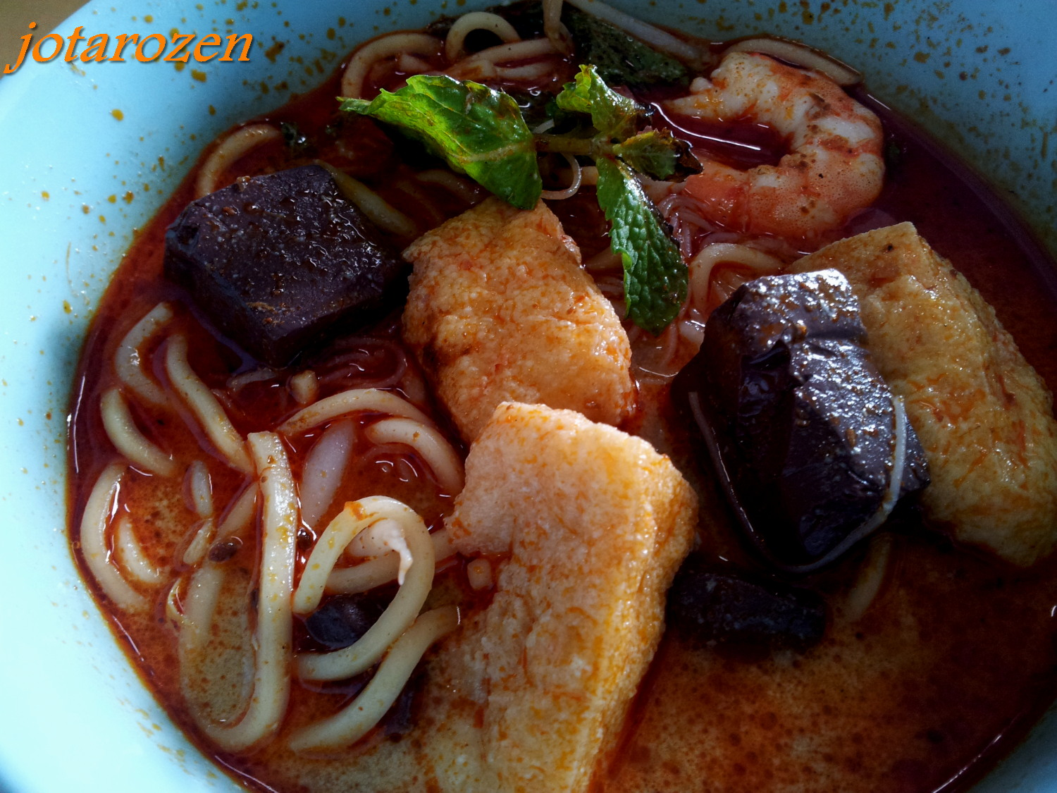 how to cook penang curry mee