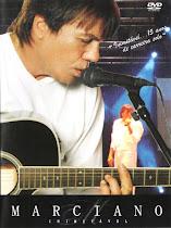 DVD Marciano - Inimitável 15 Anos de Carreira Solo