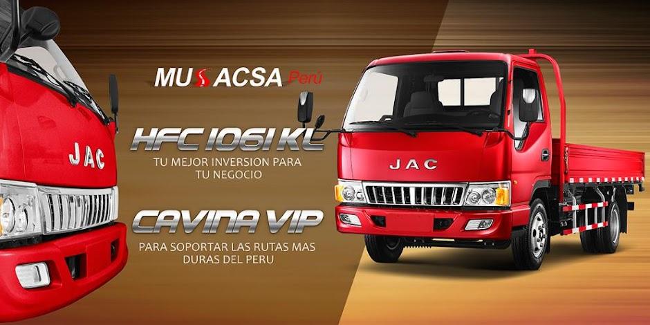 JAC PERU