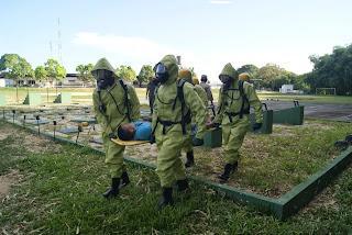 Plano preventivo do Corpo de Bombeiros para a Copa vai contar com helicóptero para transportar vítimas