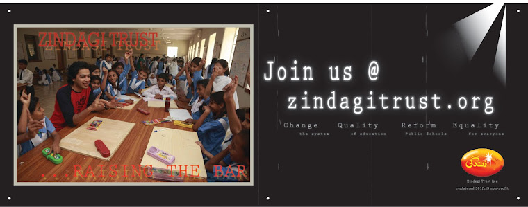 Shehzad Roy's Zindagi Trust