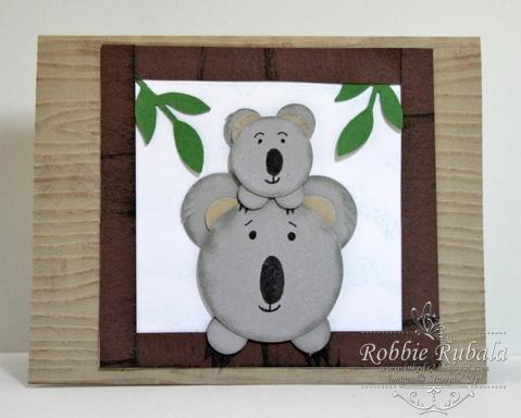 how to make a paper koala
