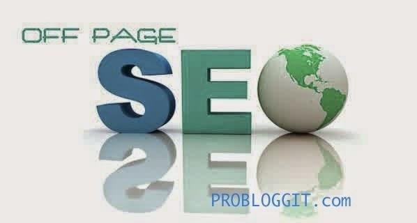 Cara Optimasi SEO Off Page Pada Blog Beserta Pengertiannya