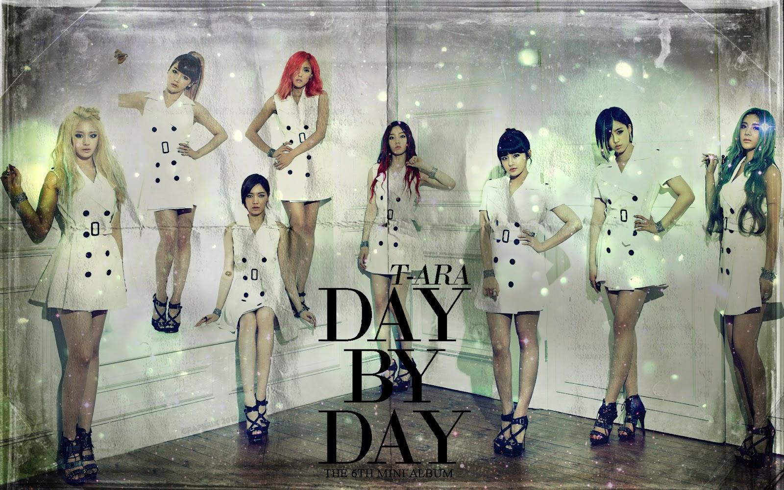 TARA  Day By Day  Color Coded Lyrics