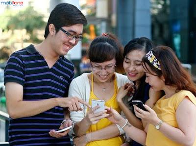 Miễn cước dành cho thuê bao HSSV Mobifone 2015