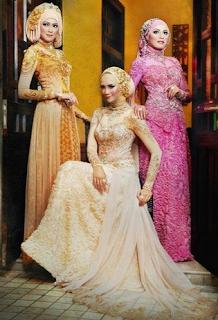 Warna Kebaya Modern Anggun