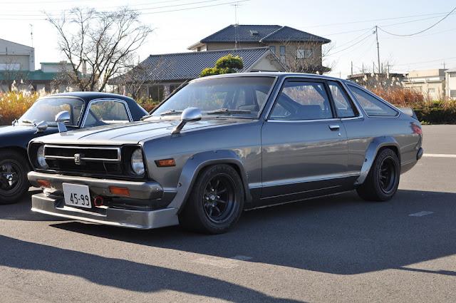 Nissan Sunny  日本車 日産 ダットサン