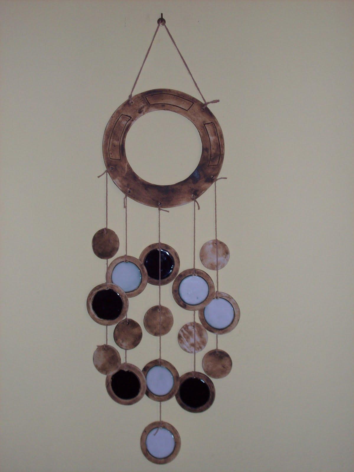 Llamadores Ceramica Artesanal Melipal