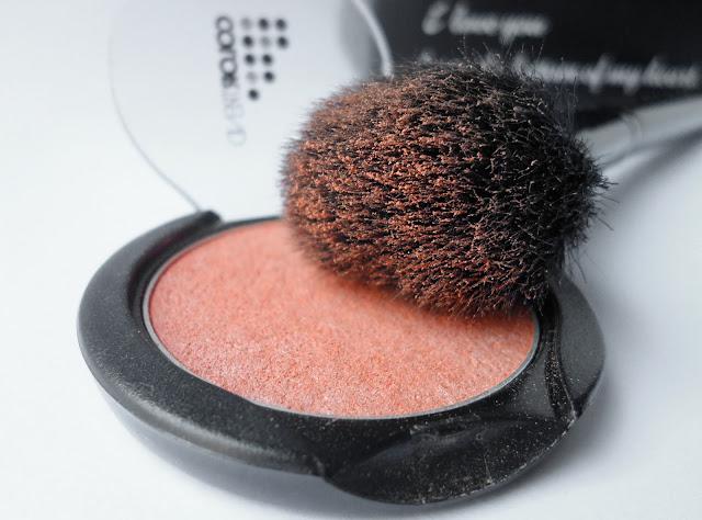 dupe alert blush peach pumpkin orange blushers for pale skin