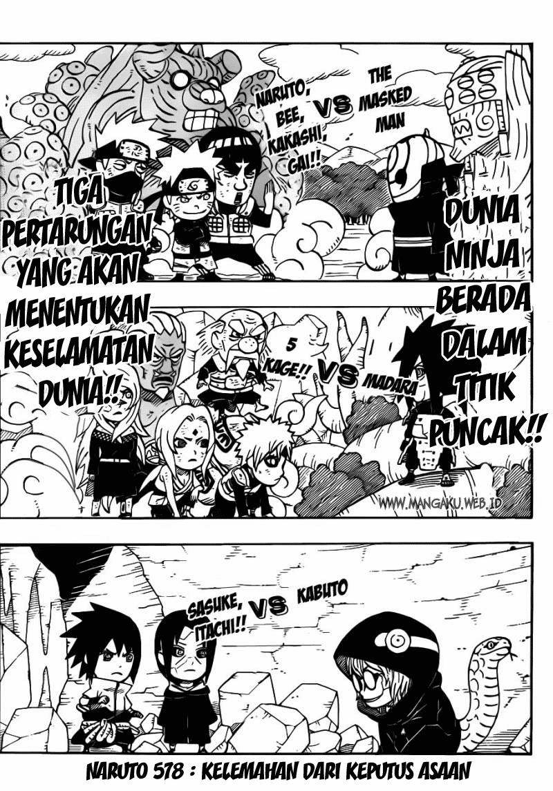 komik manga naruto 578 bahasa indonesia judul komik manga naruto ...
