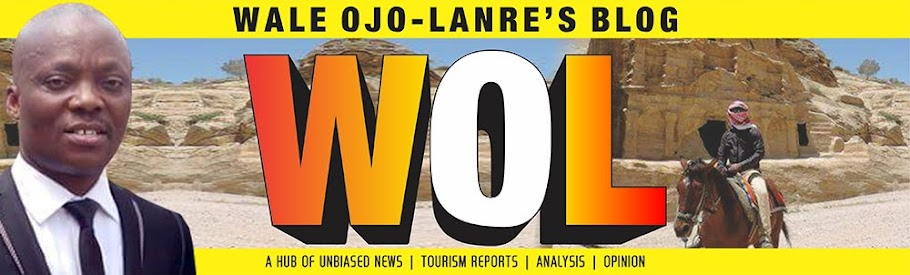 Wale Ojo-Lanre's Blog