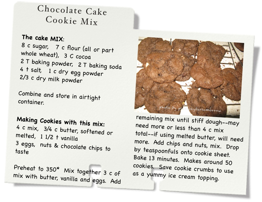 so onto cake mix cookies using this cake mix recipe
