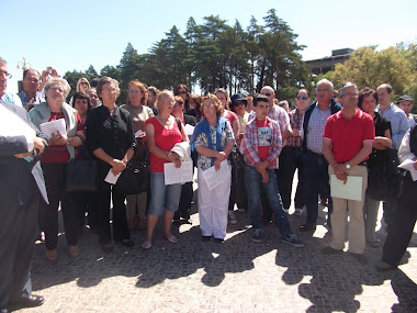 43º Aniversário do Coral Divino Salvador de Joane no Santuário de Nossa Senhora de Fátima