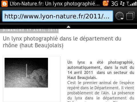 Lyon Nature