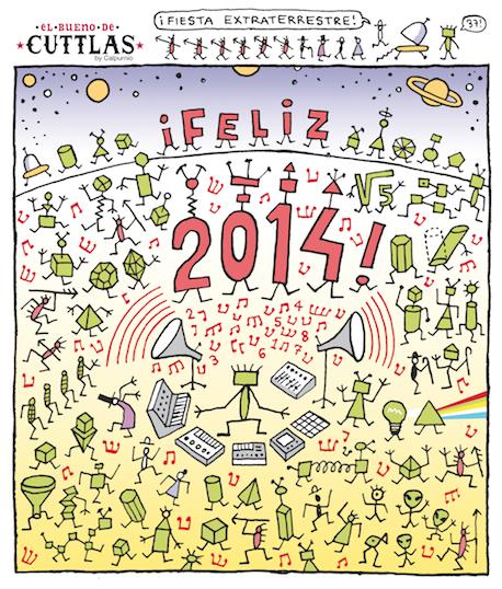 Feliz 2014 Cuttlas
