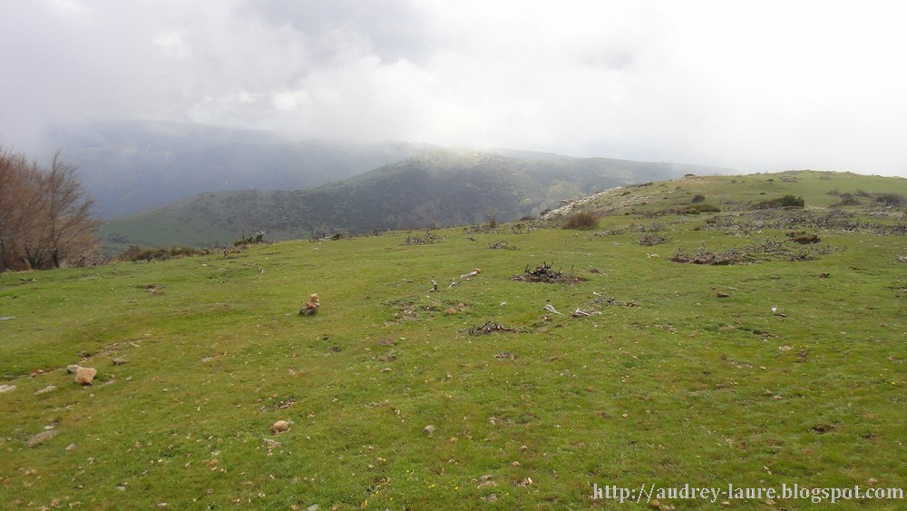 matagalls randonnée montseny