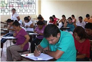 Ver Resultados Examen Contrato Docente 2016 20 Enero, DRE, UGEL, MINEDU