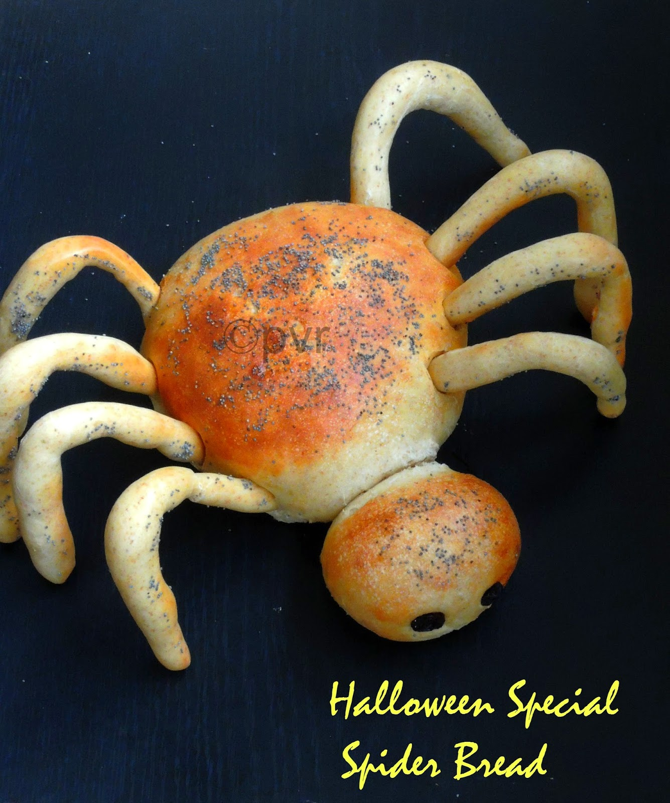 Spider bread