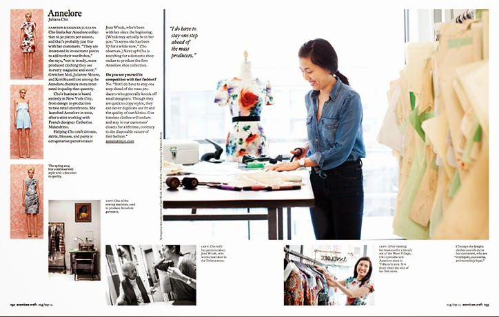 American Craft Magazine: The Slow Way