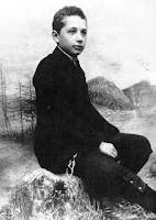 Albert Einstein at Age 14