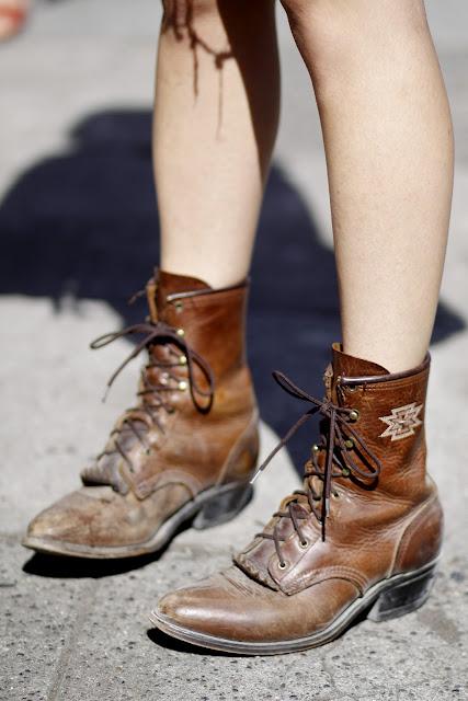Justin Boots Navajo