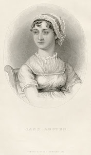 Jane Austen - Wikimedia Commons Public Domain