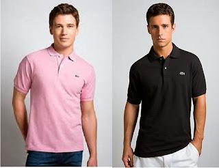 Lacoste - Melhores camisas masculinas