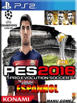 Download - PES 2016 PPE 1.0 (PS2)