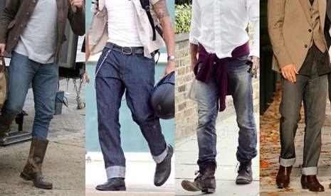 Sepatu Pria Tren Fashion Remaja