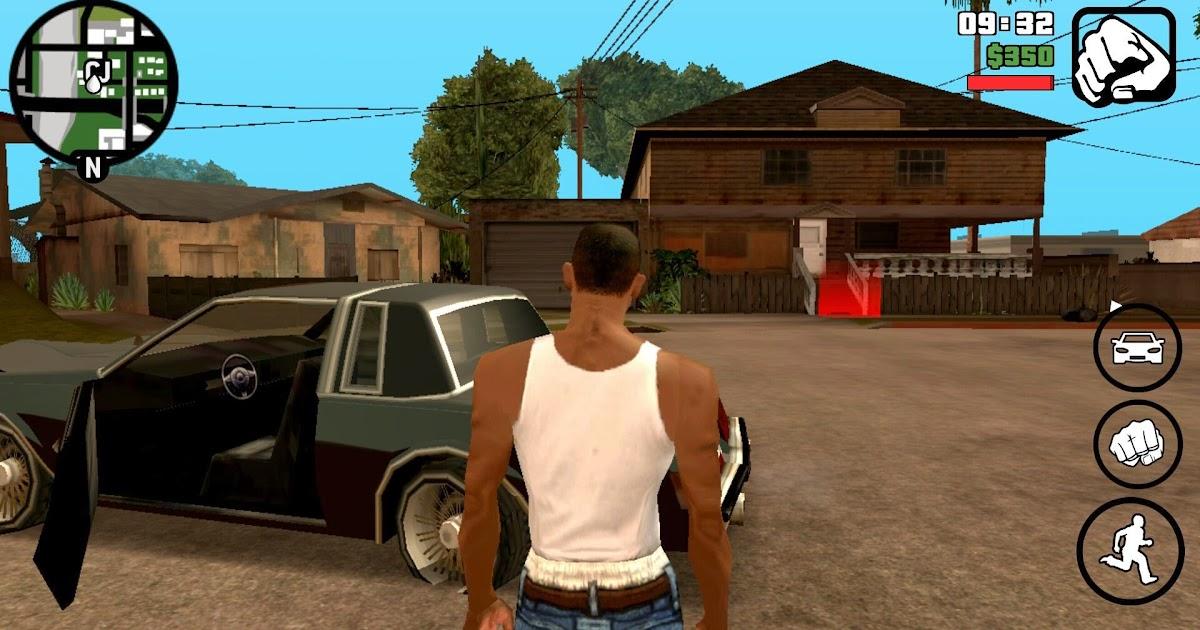 GTA San Andreas Full - BAGAS31com