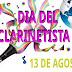 """Todo listo para celebrar """"El Dia del Clarinetista"""""""